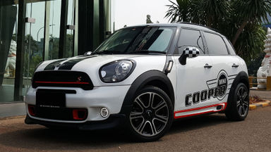 2015 MINI Countryman S - KM Rendah (s-1)