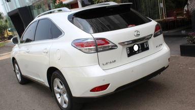 2013 Lexus RX RX - TERAWAT & SIAP PAKAI (s-4)