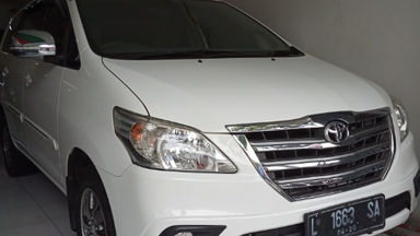 2015 Toyota Kijang Innova G - Nyaman Terawat