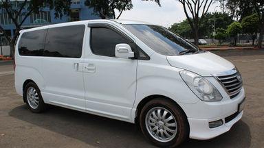 2012 Hyundai H-1 XG Bensin - Jarang Pakai Kredit  Proses Cepat Dan Mudah