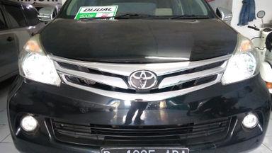 2013 Toyota Avanza G MT - Kondisi Terawat Siap Pakai