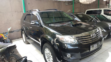 2013 Toyota Fortuner G - Matic Good Condition Harga Murah Tinggal Bawa (s-4)
