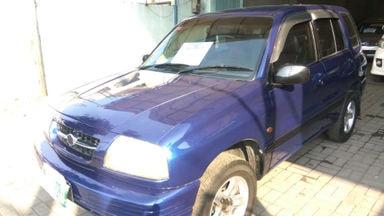 2004 Suzuki Escudo 1.6 - bekas berkualitas