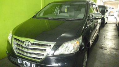 2013 Toyota Kijang Innova G - Barang Cakep
