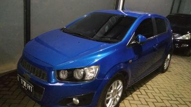 2013 Chevrolet Aveo LT - Langka istimewa