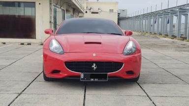 2012 Ferrari California Convertible Hardtop Registration - Terawat Siap Pakai