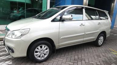 2013 Toyota Kijang Innova E - PROMO IMLEK (s-0)