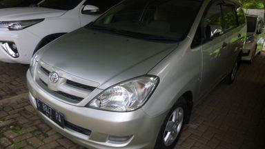 2008 Toyota Kijang Innova G 2.5 - Unit Siap Pakai