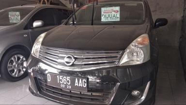 2013 Nissan Grand Livina XV - Harga Murah Tinggal Bawa
