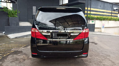 2013 Toyota Alphard 2.4 X IU CBU Builtup - Sangat Istimewa Seperti Baru (s-9)