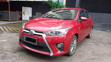 2017 Toyota Yaris 1.5 G AT - Kondisi Mulus Tinggal Pakai (s-0)