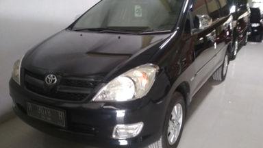 2007 Toyota Kijang Innova Venturer G - Barang Istimewa Dan Harga Menarik