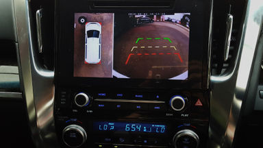 2015 Toyota Vellfire ZG Premium Sound - Mobil Pilihan (s-15)