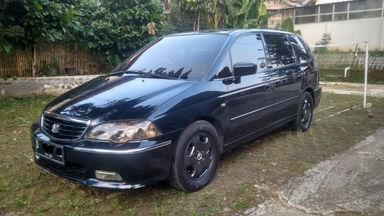 2001 Honda Odyssey 2.3 DOHC - MPV Keluarga mantap