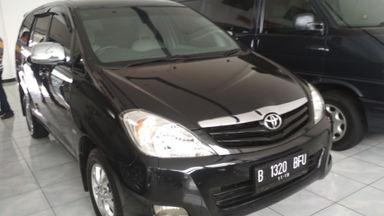 2009 Toyota Kijang Innova Venturer G - Tdp Minim