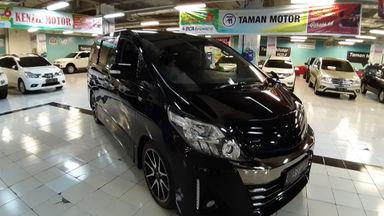2013 Toyota Alphard GS Sport Automatic - Sangat Istimewa