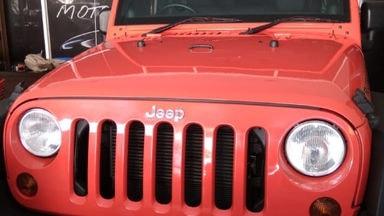 2013 Jeep Wrangler rubicon 3.6 at - Istimewa Siap Pakai