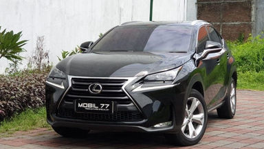 2015 Lexus Nx 200 Luxury ATPM - Body Mulus
