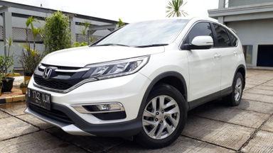 2016 Honda CR-V 2.0 At - Mulus Terawat