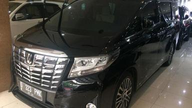 2016 Toyota Alphard G AT - Istimewa Siap Pakai (s-0)