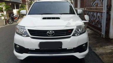 2014 Toyota Fortuner G TRD - SIAP PAKAI