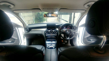 2014 Mercedes Benz C-Class C200 - bekas berkualitas (s-3)