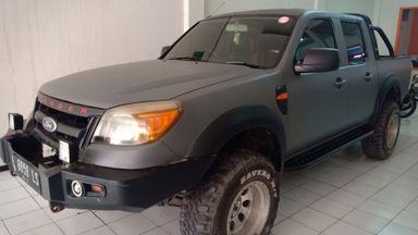 2010 Ford Ranger 4x4 - Plat L Dbl Cabin