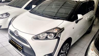 2017 Toyota Sienta V - Harga Bisa Digoyang