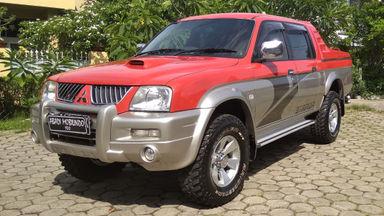 2007 Mitsubishi Strada GLS - siap jalan Surat Lengkap (s-0)
