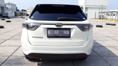 2015 Toyota Harrier 2.0 Audioless At - Kondisi Ciamik (s-10)