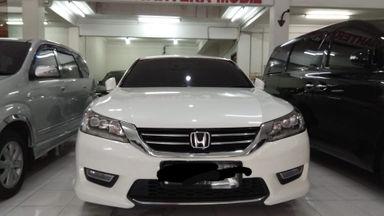 2013 Honda Accord Vtil - Dijual Cepat Full Orisinal Seperti Baru (s-0)