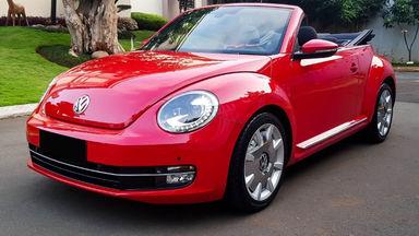 2013 Volkswagen Beetle - New Convertable - Mobil Pilihan (s-0)