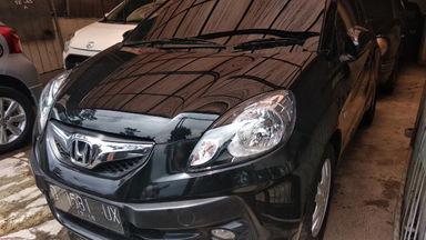 2013 Honda Brio E - mulus terawat, kondisi OK, Tangguh