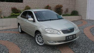 2005 Toyota Corolla ALTIS 1.8 G - Mulus Siap Pakai