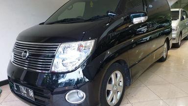 2008 Nissan Elgrand 2.5 HWS - Kondisi Ok & Terawat (s-1)