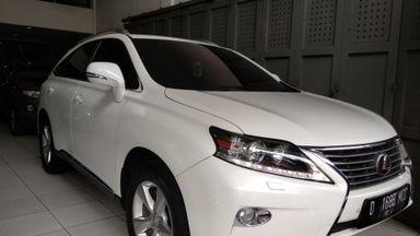 2012 Lexus RX RX270 - Facelift
