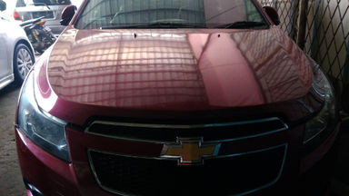 2010 Chevrolet Zafira 1.8 Cruze AT - Unit Bagus Bukan Bekas Tabrak