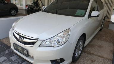 2012 Subaru Legacy 2.0AT - CBU jepang