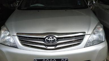 2010 Toyota Kijang Innova V - Terawat