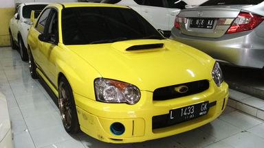 2002 Subaru WRX 2.0 - Dijual Cepat Siap Pakai Dan Mulus