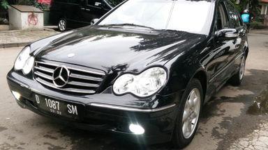2002 Mercedes Benz C-Class C200 - mulus terawat, kondisi OK, Tangguh