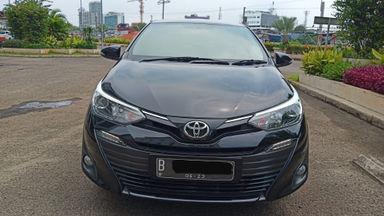 2018 Toyota Vios 1.5 G AT Facelift - Simulasi Kredit Tersedia (s-13)