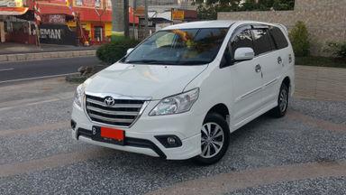 2014 Toyota Kijang Innova G LUX 2.0 - Kondisi Istimewa