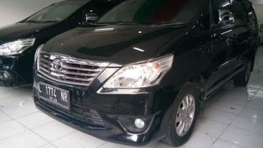 2012 Toyota Kijang Innova G Diesel - Unit Siap Pakai