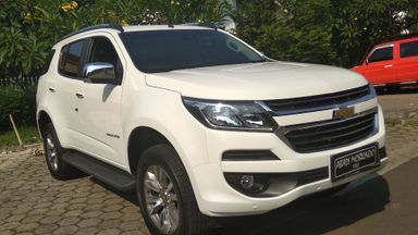 2017 Chevrolet Trailblazer LTZ - Murah Berkualitas