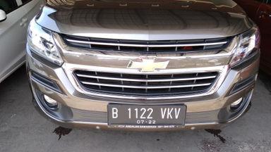 2017 Chevrolet Trailblazer LTZ - Terawat Siap Pakai (s-1)