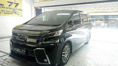 2015 Toyota Vellfire ZG premium sound - Barang Istimewa Menerima Cicilan (s-6)