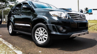 2013 Toyota Fortuner G VNT Turbo - Mobil Pilihan (s-1)