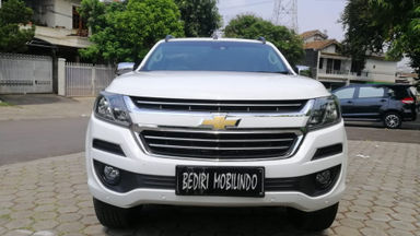 2017 Chevrolet Trailblazer LTZ - Barang Mulus