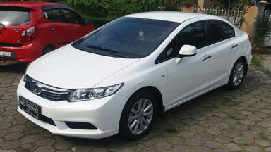 2013 Honda Civic 1.8 - Harga Bersahabat